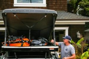 Tepui HyBox cargo tent