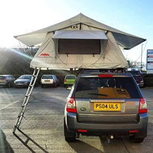Ventura Deluxe cheap roof top tent