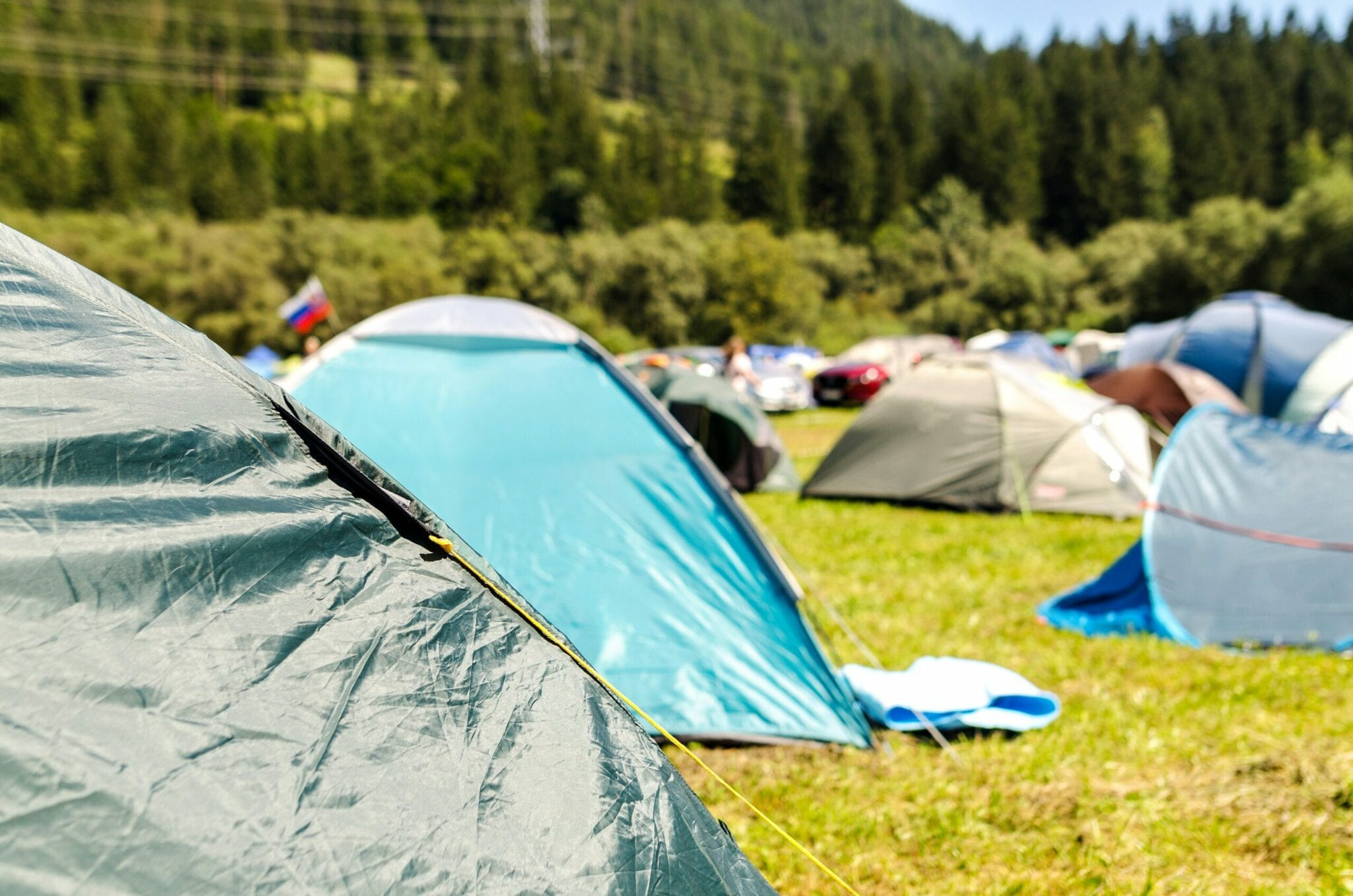 6+1 Cheap Festival Tents That Won't Disappoint (For 2 persons)