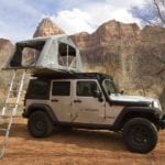 Front Runner FeatherLite: The Dark Horse of Roof Top Tents?