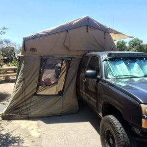 Tepui Kukenam Explorer SKY 3 Rooftop Tent Review | 10TS Tents