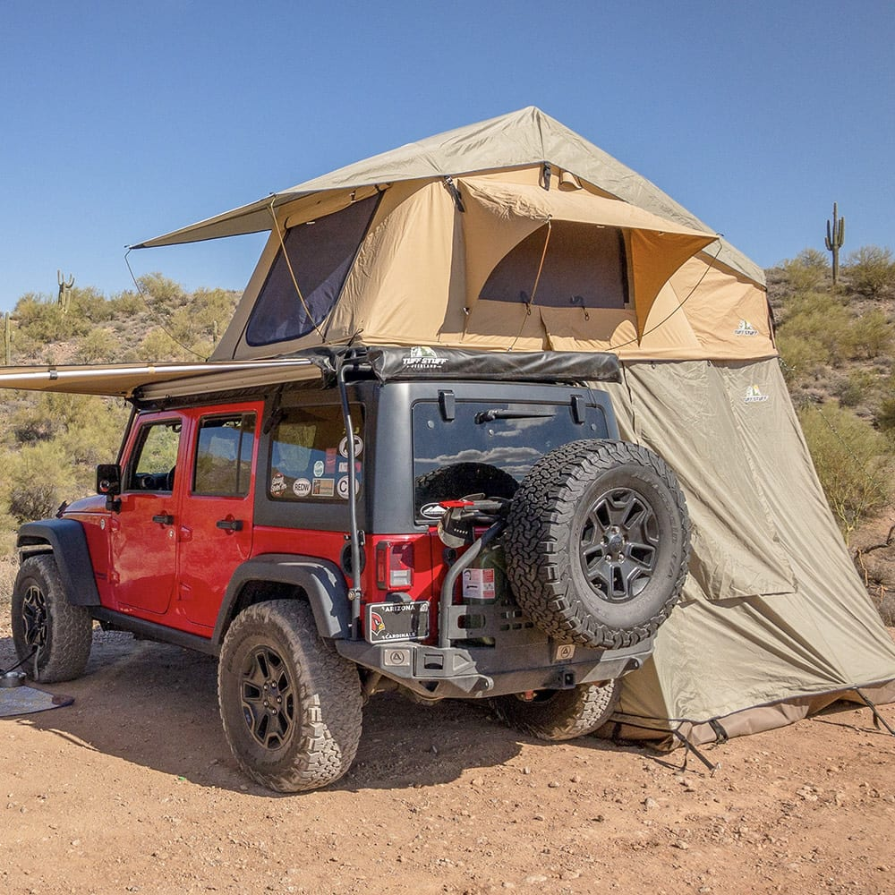 Tuuf Stuuf Ranger Overland Tent