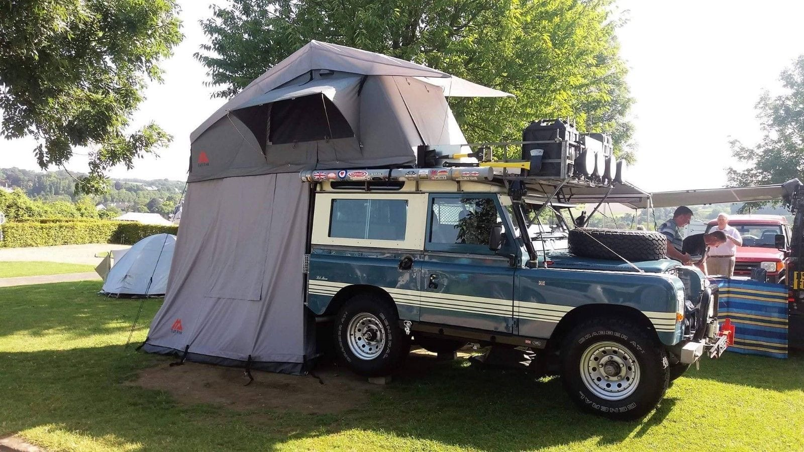SUV Roof Top Tent Buying Guide