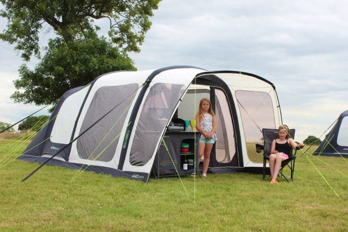 new style 91f7b 1bb62 Mid-range 4-person inflatable tents for camping | 10TS Tents
