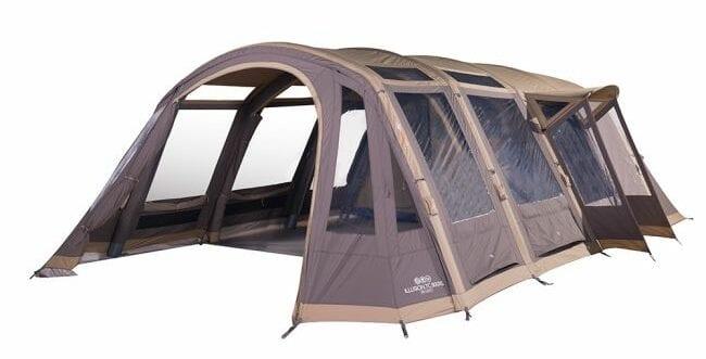 Vango Illusion 800TC Air - polycotton inflatable tent