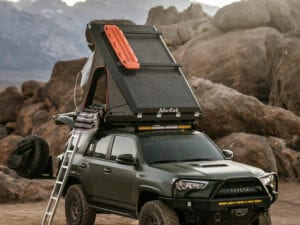 Alu-Cab Gen 3 Expedition Roof Top Tent