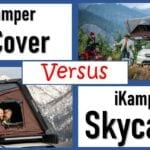 iKamper X Cover v Skycamp 2.0