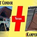 Roofnest Condor vs iKamper