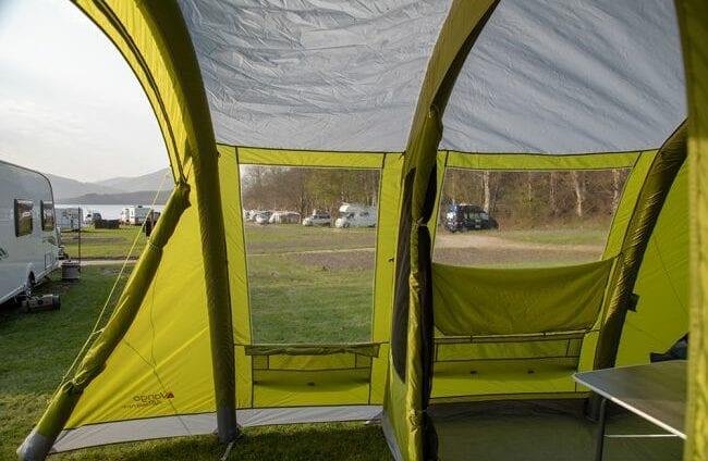 vango stargrove 450 600xl review vango stargrove airtents inflatable tents review