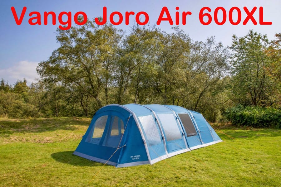 Vango Joro Air 600XL review