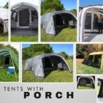 Air Tents with Porch / Canopy