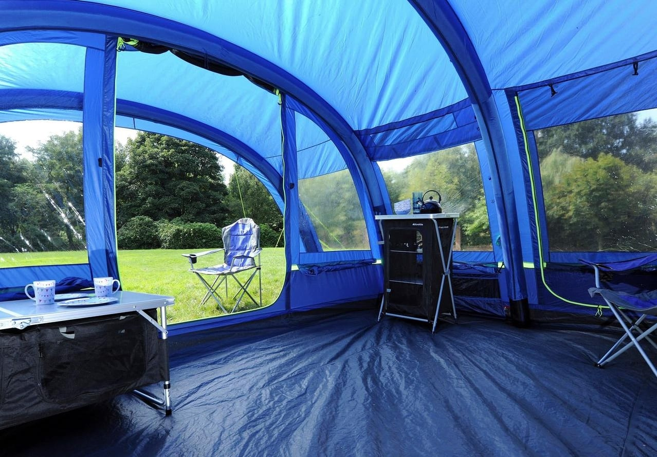 Berghaus Air 6 XL Inflatable Tent Review