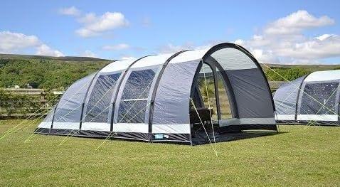 Kampa Kielder 5 Air Tent Review