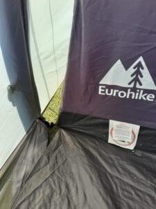 Eurohike Genus 400 groundsheet
