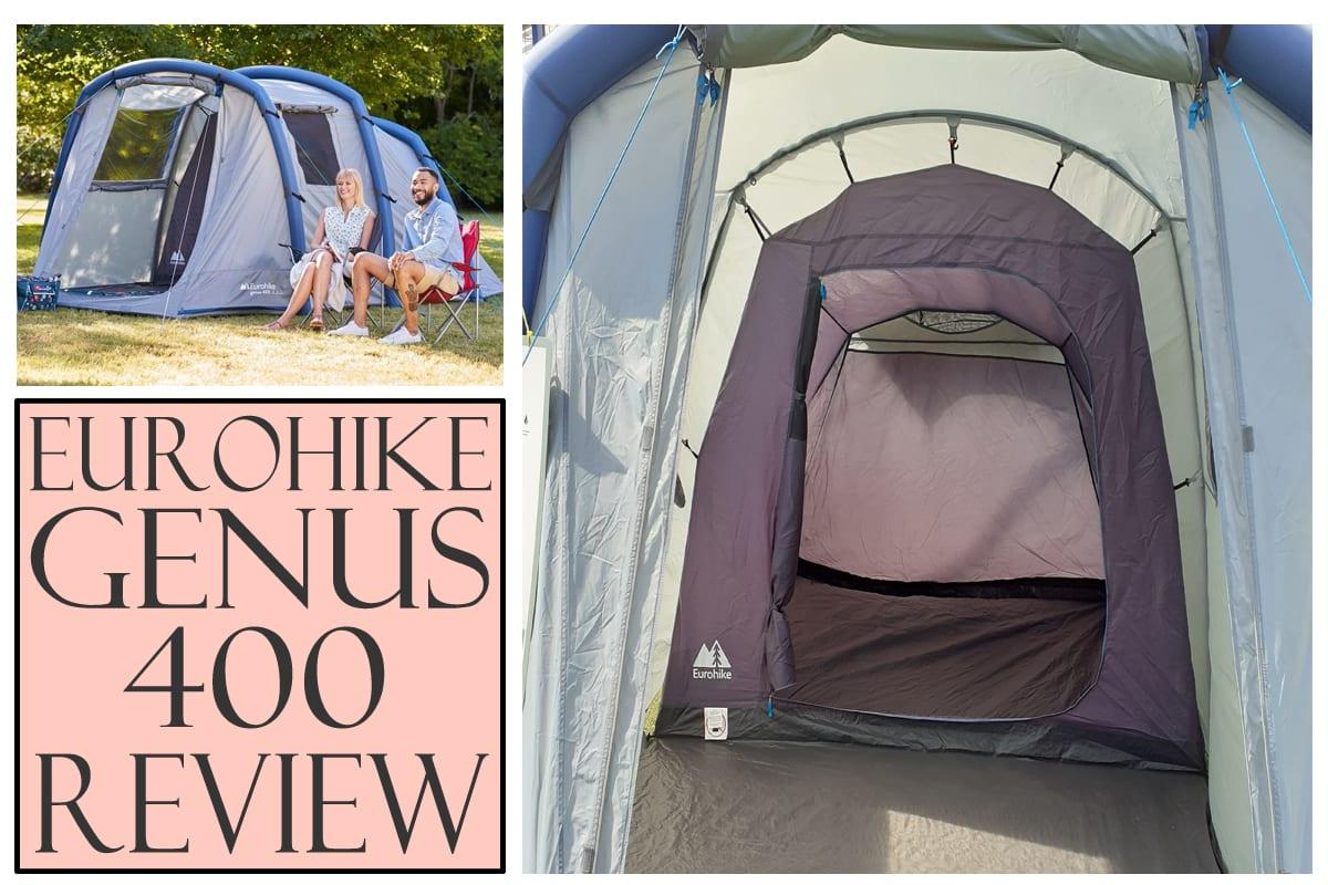Eurohike Genus 400 Air Tent Review
