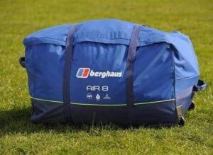Berghaus Air 8 wheeled carrybag