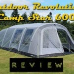 Outdoor Revolution Camp Star 600 Review